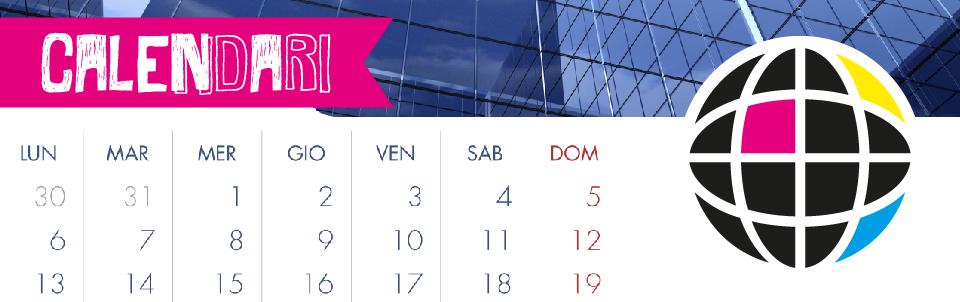 calendari happy service