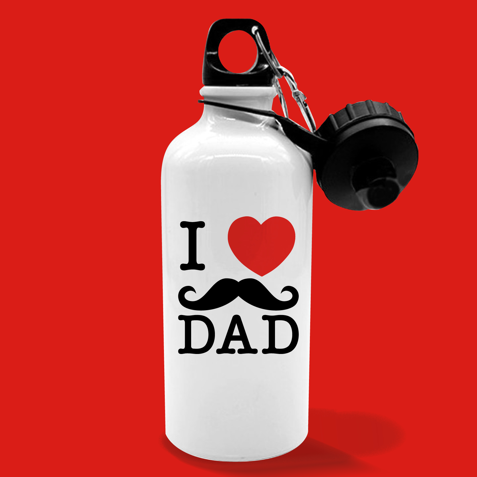 Borraccia I Love Dad